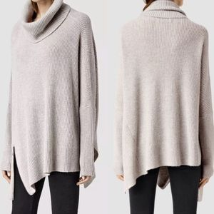 AllSaints Able Roll Neck Sweater